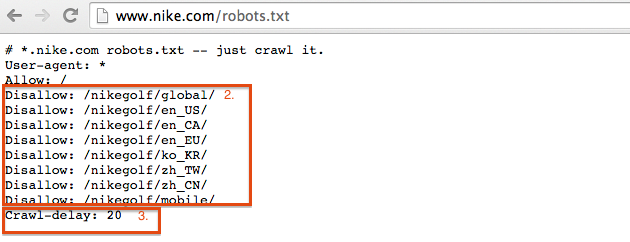 SEMrush: Check your robots.txt with the SEMrush Site Audit tool! image 2