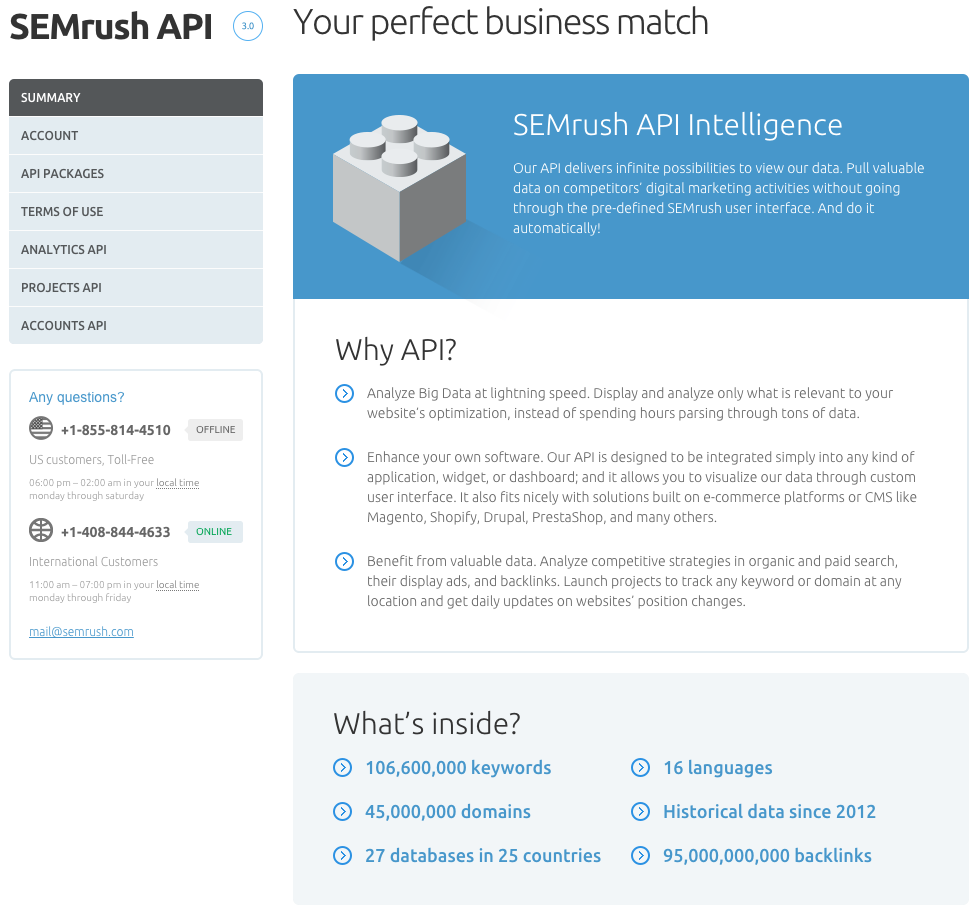SEMrush: Pull SEMrush PLA data via API! image 2