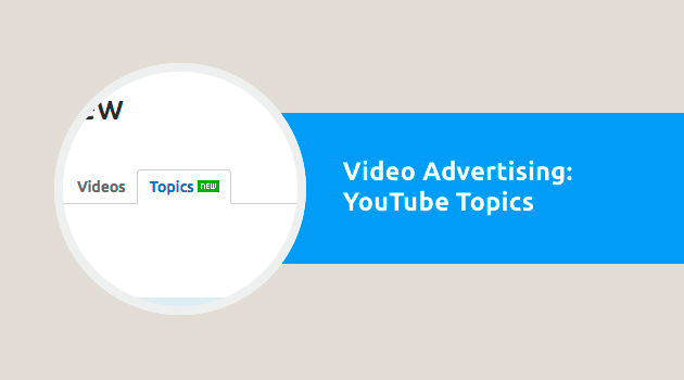 SEMrush: Video Advertising: YouTube Topics imagem 1