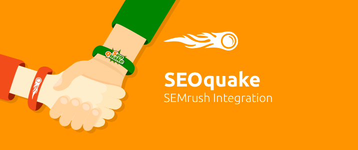 SEMrush: SEOquake: SEMrush-Integration bild 1