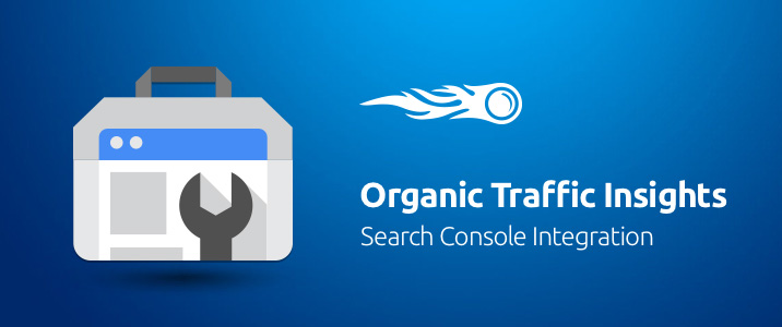 SEMrush: Organic Traffic Insights: Search Console Integration image 1