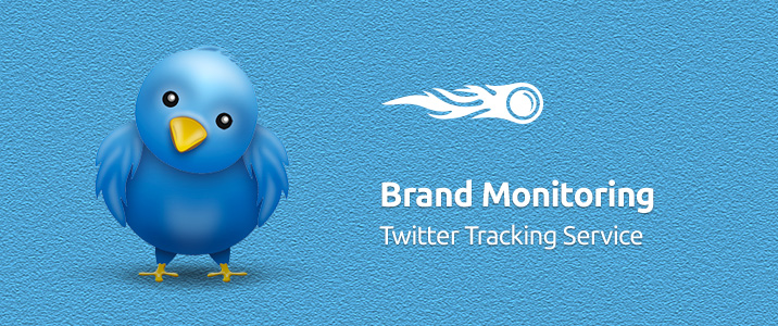 SEMrush: Be the First to Test Our New Twitter Tracking Service With the Brand Monitoring Tool bild 1