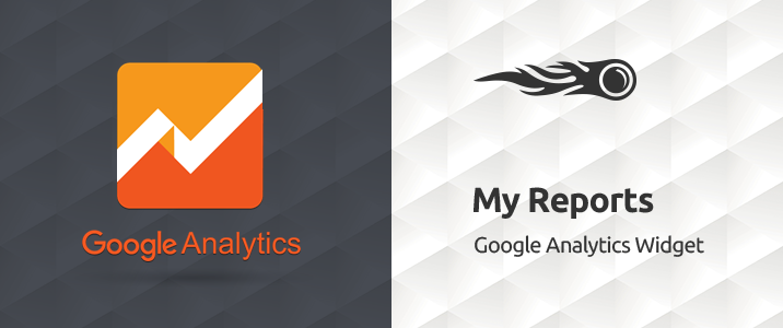 My Reports Google Analytics Widget banner