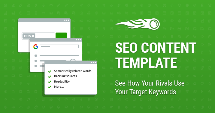 see how your rivals use your target keywords semrush