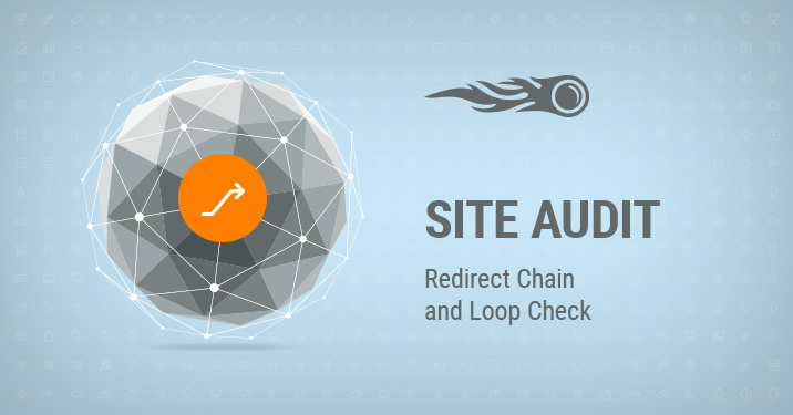 Site Audit Redirect Chain and Loop Check banner