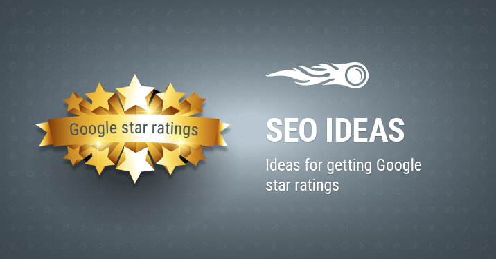 Get Star Ratings in Google Search Results with SEO Ideas banner
